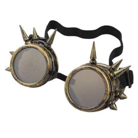 Steampunk Schweißerbrille 6