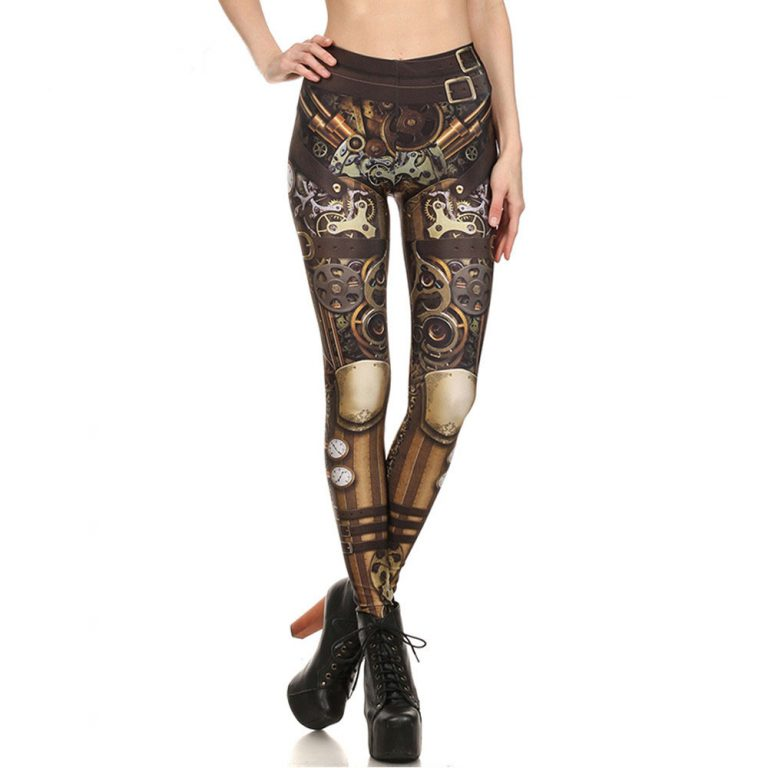 Steampunk Legging Marlies