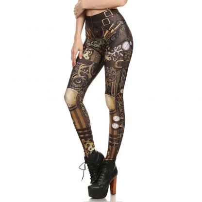 Steampunk Legging Marlies