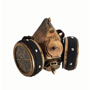 Steampunk Maske Harry