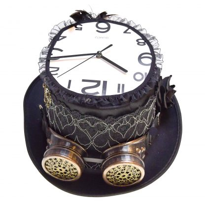 Steampunk Hut The Time Traveler's Wife