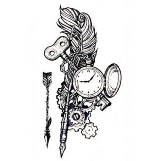 Steampunk Tattoo Steampunk Stillleben