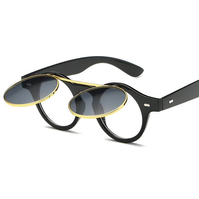 Steampunk Sonnenbrille 9