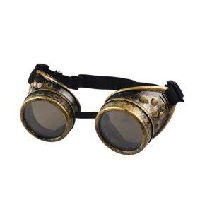 Steampunk Schweißerbrille 10