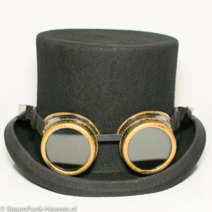 Steampunk Schweissbrille 10