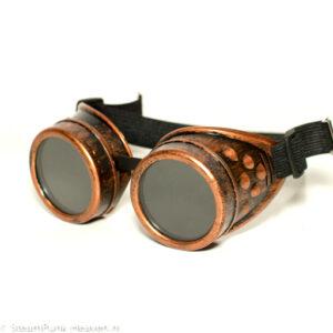 Steampunk Schweissbrille 11