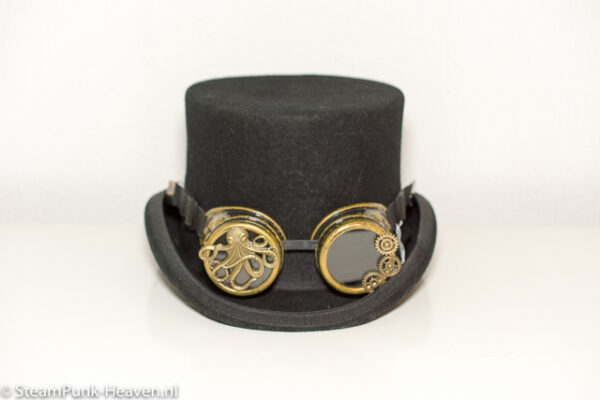 Steampunk Schweißerbrille 195