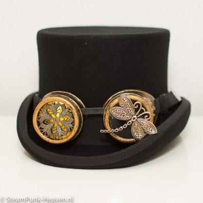 Steampunk Schweissbrille 307