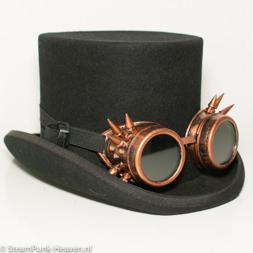Steampunk Schweissbrille 8