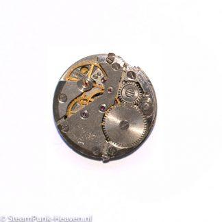 Steampunk Armbanduhr-Mechanismus