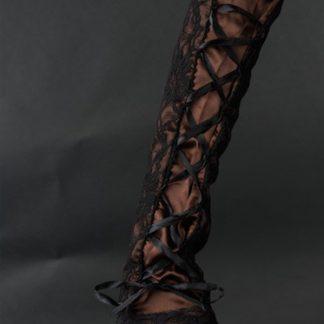 Steampunk Lolita Handschuhe Nicolette