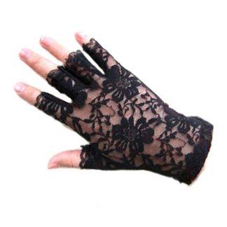 Steampunk Lolita Handschuhe 31