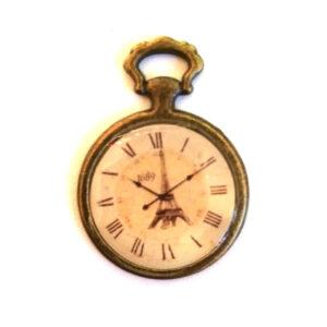 Steampunk Uhr 1