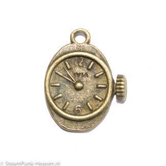 Steampunk Uhr 12