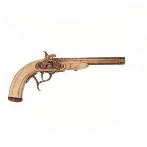 Steampunk Pistole 26