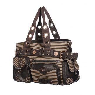 Steampunk Tasche Simone de Beauvoir