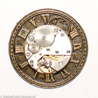 Steampunk Uhr 10