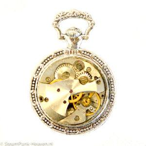 Steampunk Uhr 15