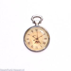 Steampunk Uhr 5