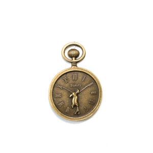 Steampunk Uhr 8