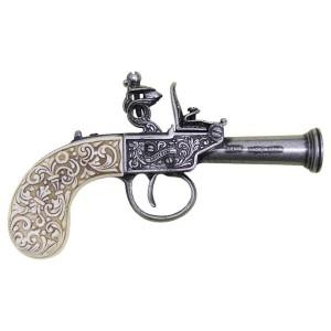 Steampunk Pistole 29