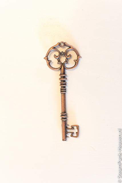 Steampunk Schlüssel 4