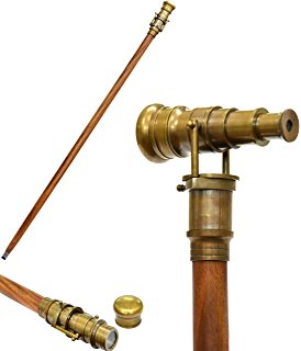 Steampunk Gehstock Henry