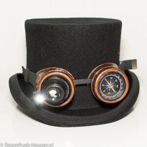 Steampunk Schweißerbrille 250