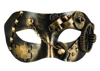 Steampunk Maske Winny