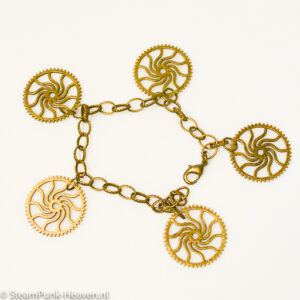 Steampunk Armband 31