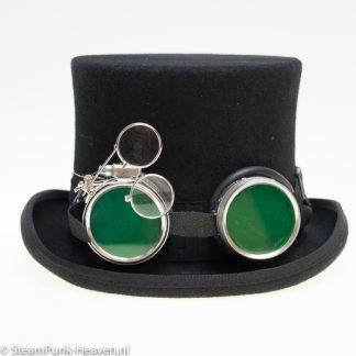 Steampunk Schweissbrille 105