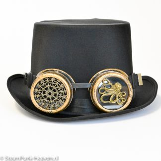 Steampunk Schweissbrille 354