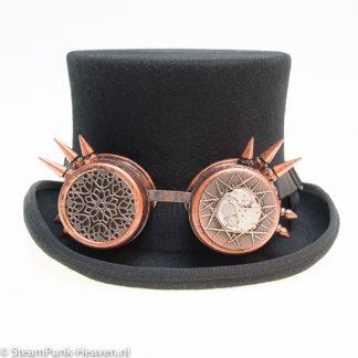 Steampunk Schweissbrille 396