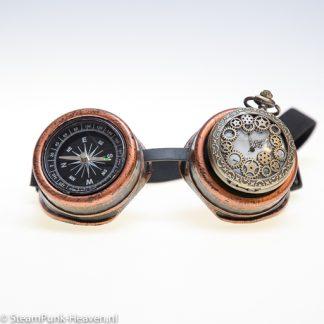 Steampunk Schweissbrille 399