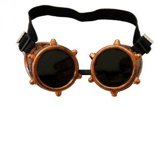 Steampunk Schweissbrille 16
