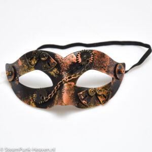 Steampunk Maske Corinna