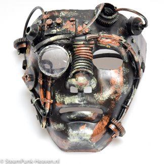 Steampunk Maske Hijn