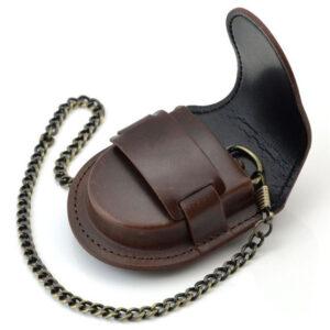 Steampunk Taschenuhr Etui