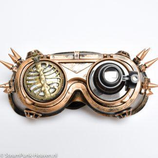 Steampunk Schweissbrille 407