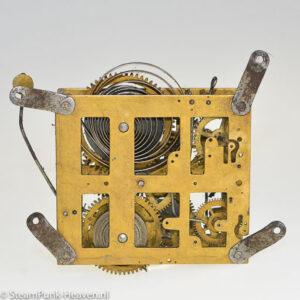 Steampunk Uhrwerk mittelgross