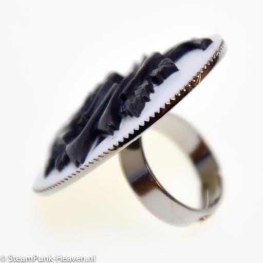 Beispiel Seitenansicht eines ähnlichen Rings