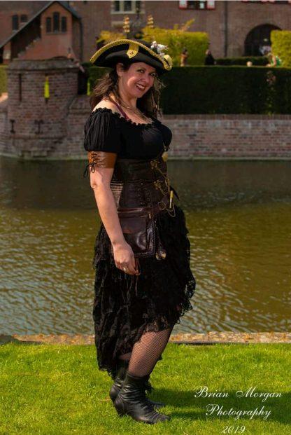 Steampunk Bluse Renate