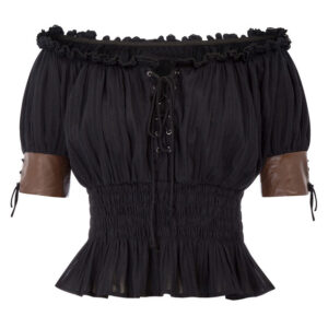 Steampunk Bluse Renate