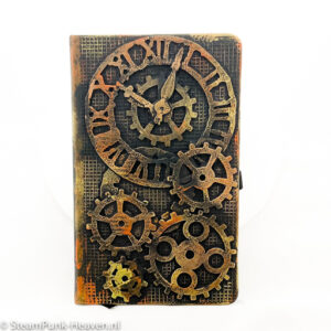 Steampunk Buch Albert