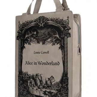 Steampunk Tasche Alice in Wonderland