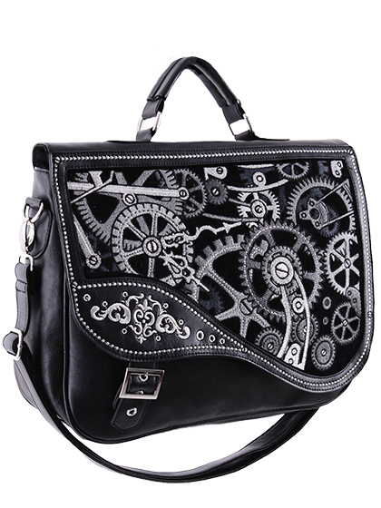 Steampunk Tasche Enchantra