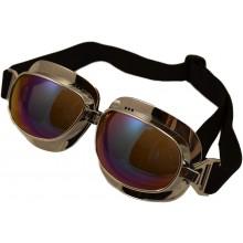 Steampunk Pilotenbrille 10