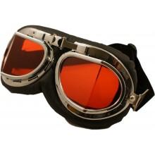 Steampunk Pilotenbrille 7