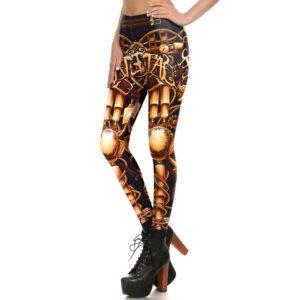 Steampunk Legging Luisa