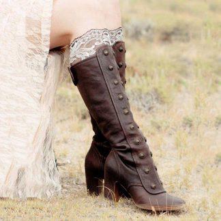 Steampunk Stiefel und Schuhe